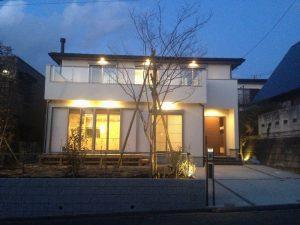 鎌倉市の新築工事
