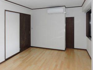 マンションリフォーム:施工後の洋室