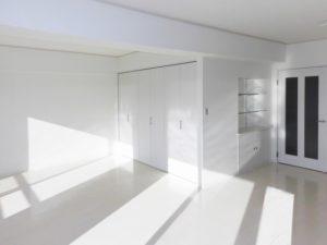 マンションリフォーム:和室→洋室[施工後]