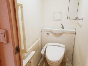 マンションリフォーム:トイレ[施工前]