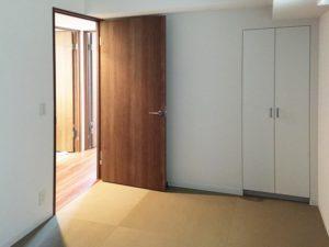 マンションリフォーム:洋室→和風洋室[施工後]