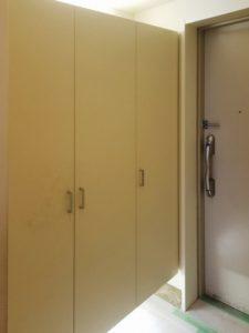 マンションリフォーム:玄関収納[施工前]
