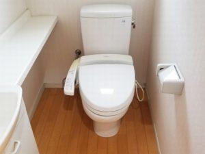 トイレ①:施工前[戸建リフォーム]